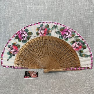 hand made collector fan