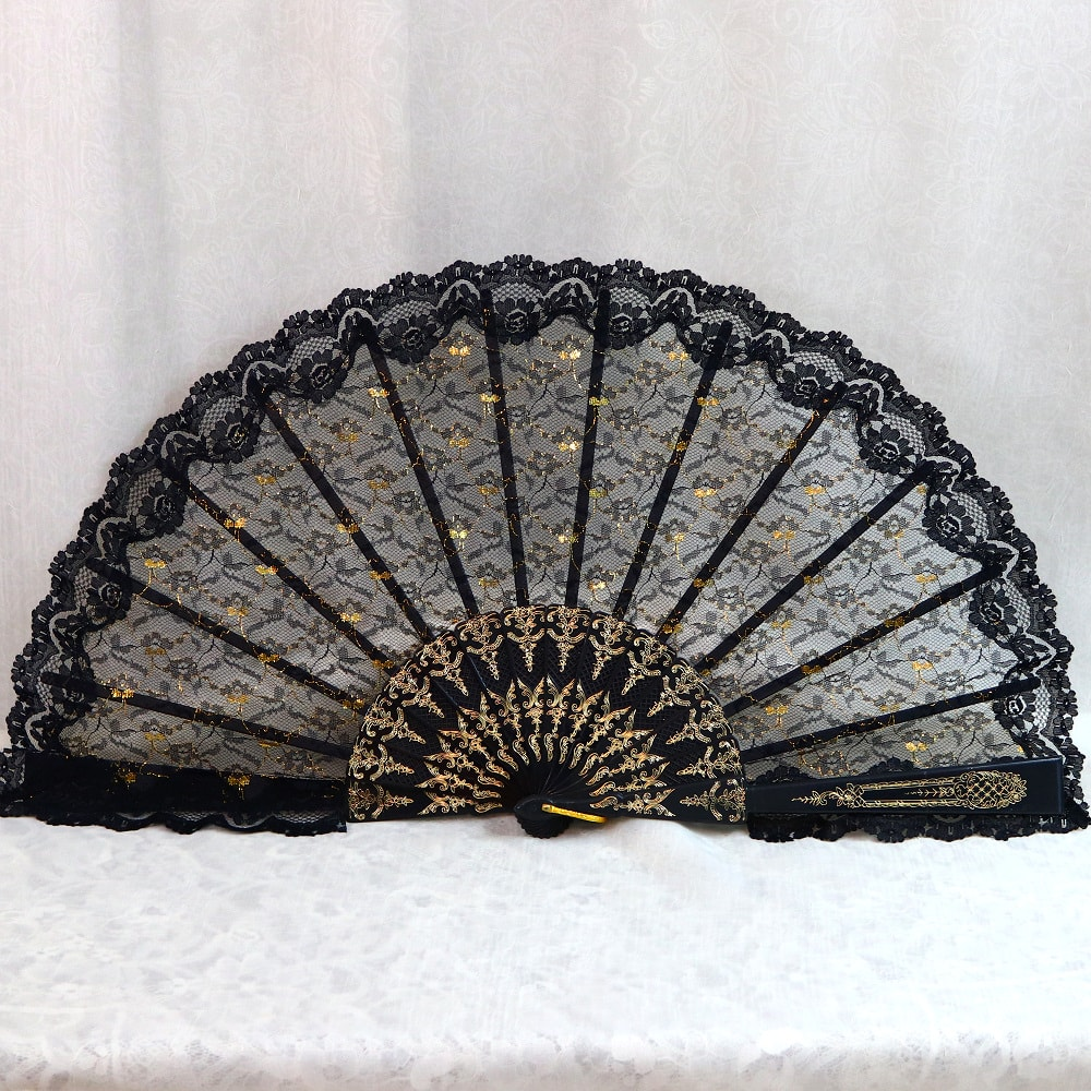 lace pericon Fan