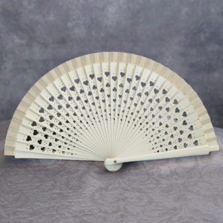 Small Spanish hand fan