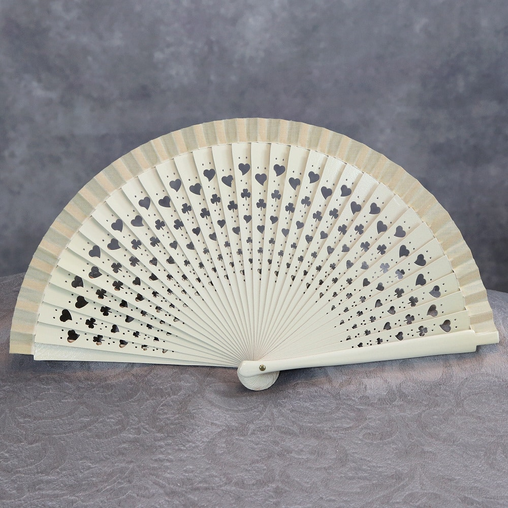 Small Spanish hand fan