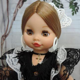 large spanish doll