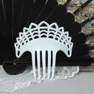 Flamenco peineta comb
