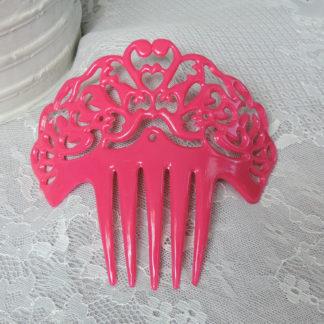 Spanish peineta hairpiece