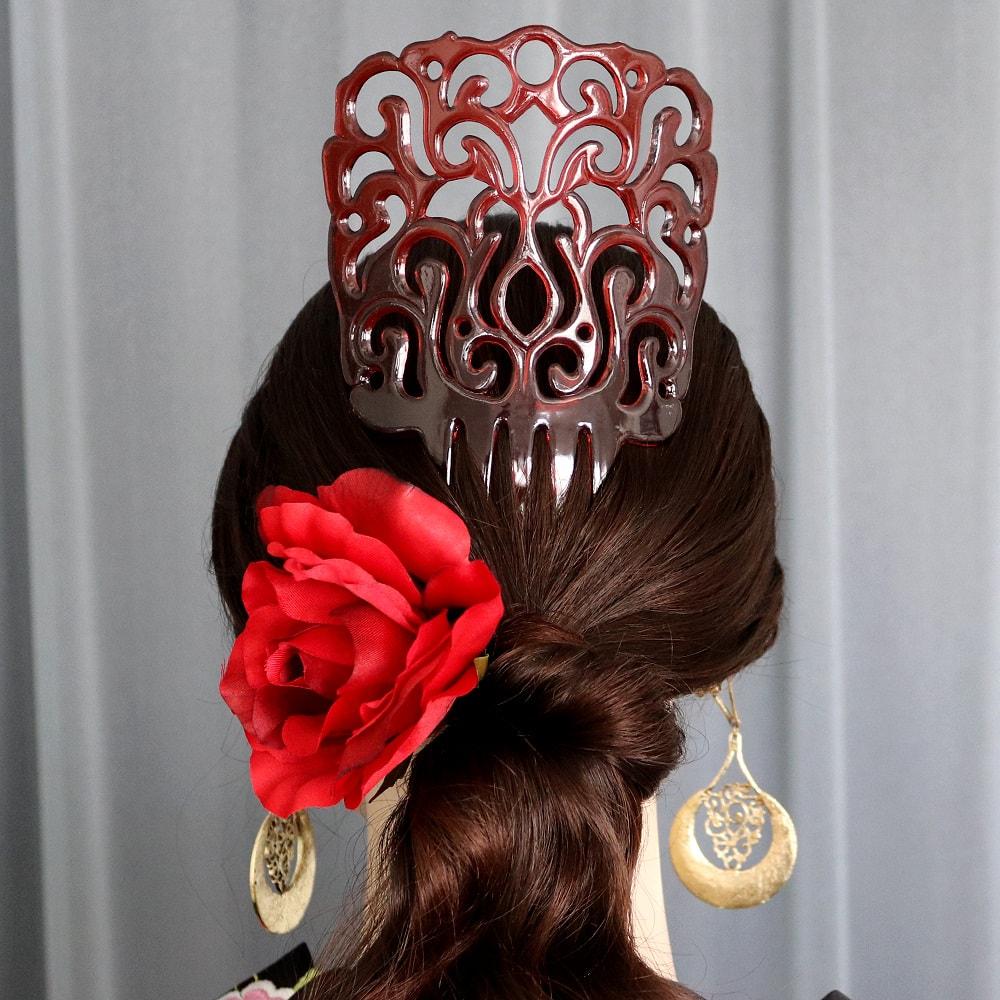 peineta flamenco