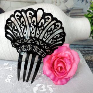 hand made Spanish peineta
