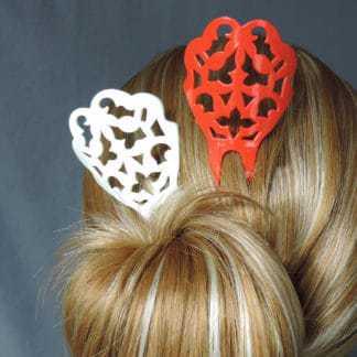mini Spanish combs