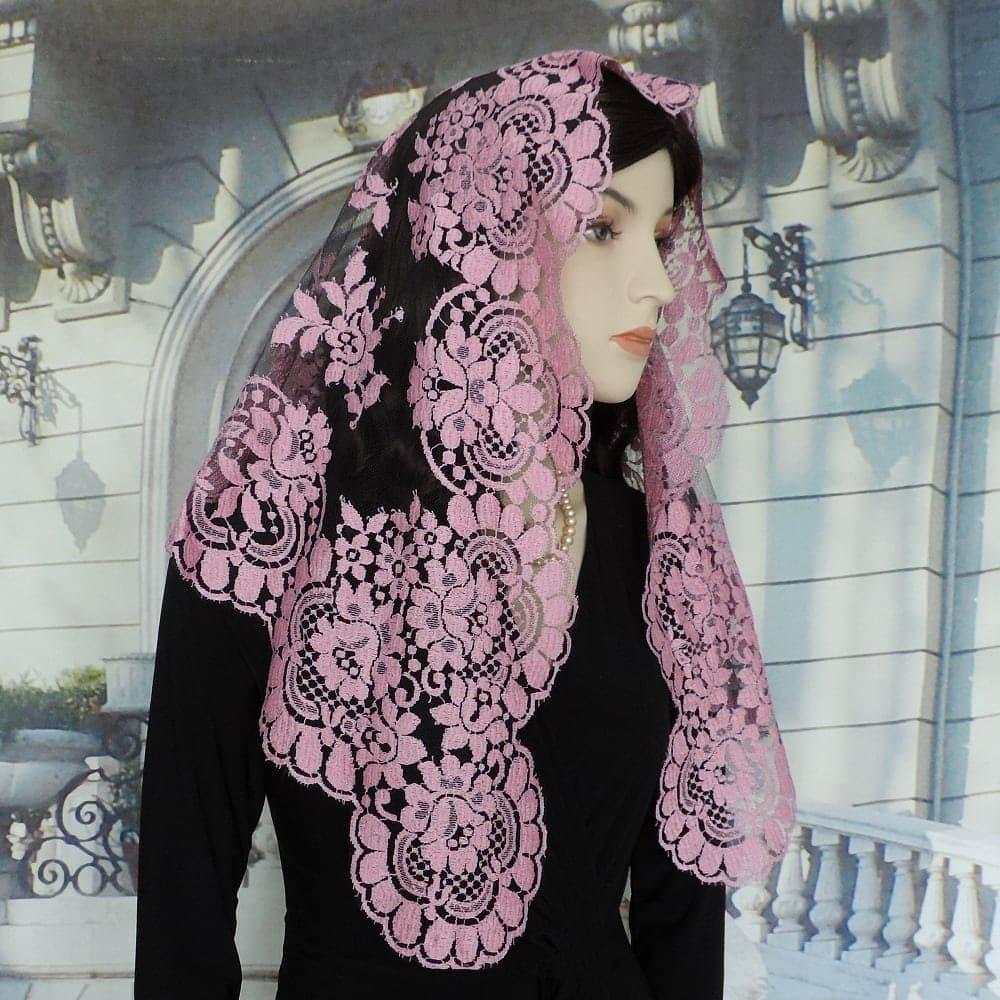 Spanish veil