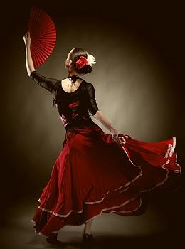 pericon fans flamenco